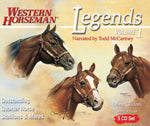 Legends Volume 1 Audio Book