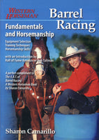 Barrel Racing - Fundamentals and Horsemanship - DVD