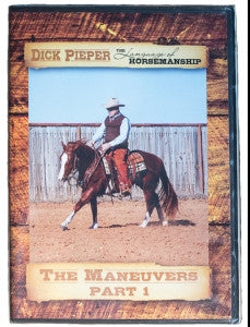 Dick Pieper- The Maneuvers Part 1