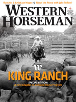 Western Horseman August 2018 Special Edition