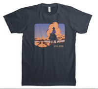 Looking for Sunsets Tee