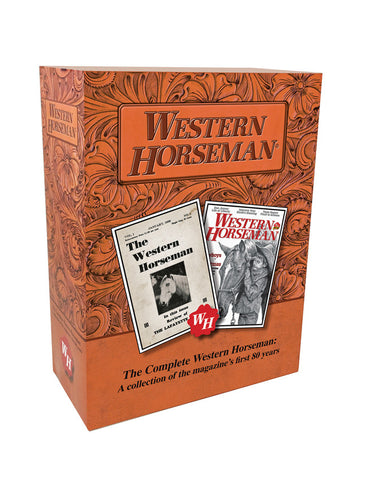 THE COMPLETE WESTERN HORSEMAN - Pre-Order - Ships 11.15.16