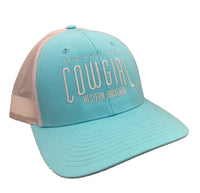 It's Cool to be Cowgirl Mesh Cap