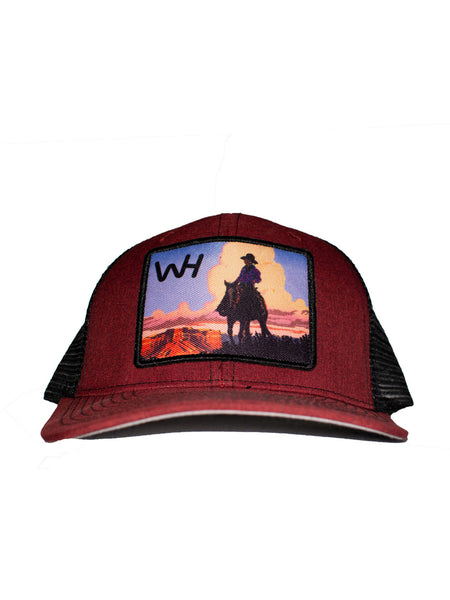 Looking for Sunsets Patch Cap