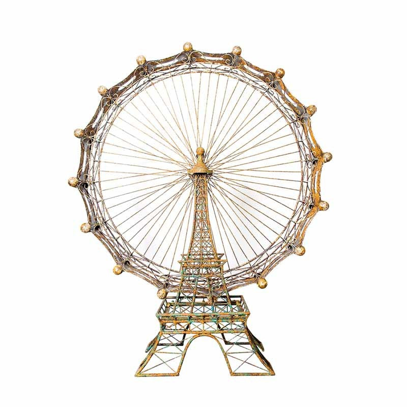Metal Ferris Wheel Large