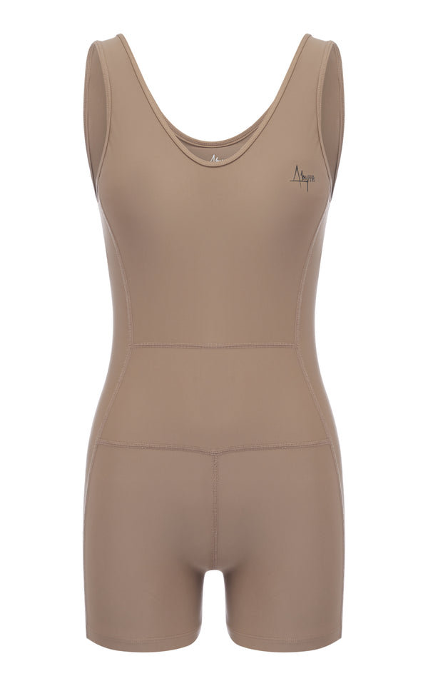 Kelea One-piece -Cocoa