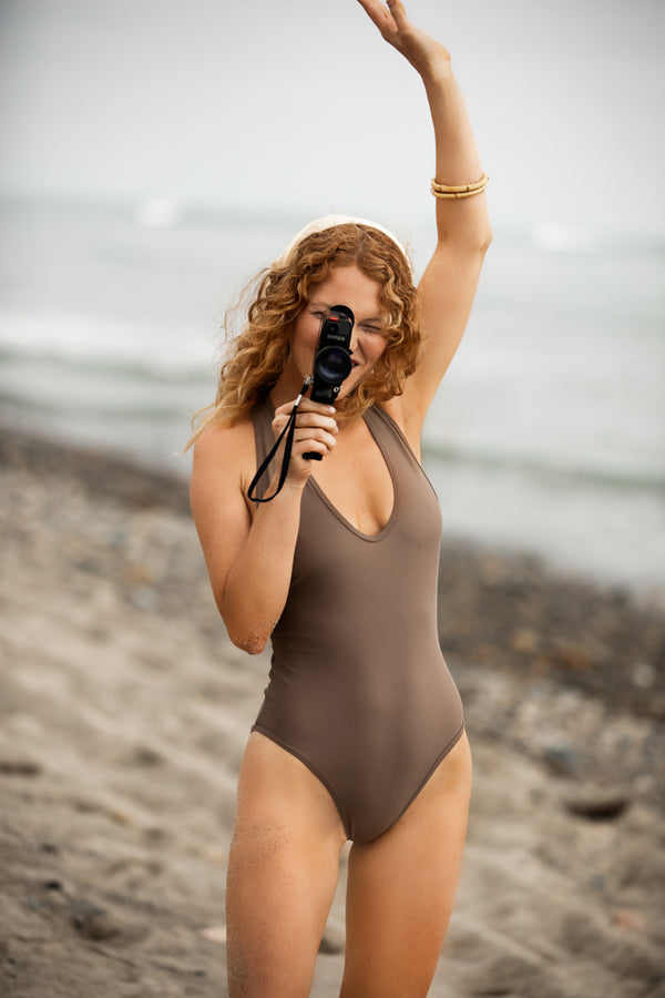 Zale One-piece - Cocoa