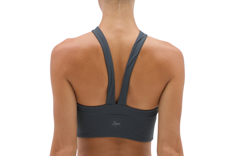 Shiva Top- Grey