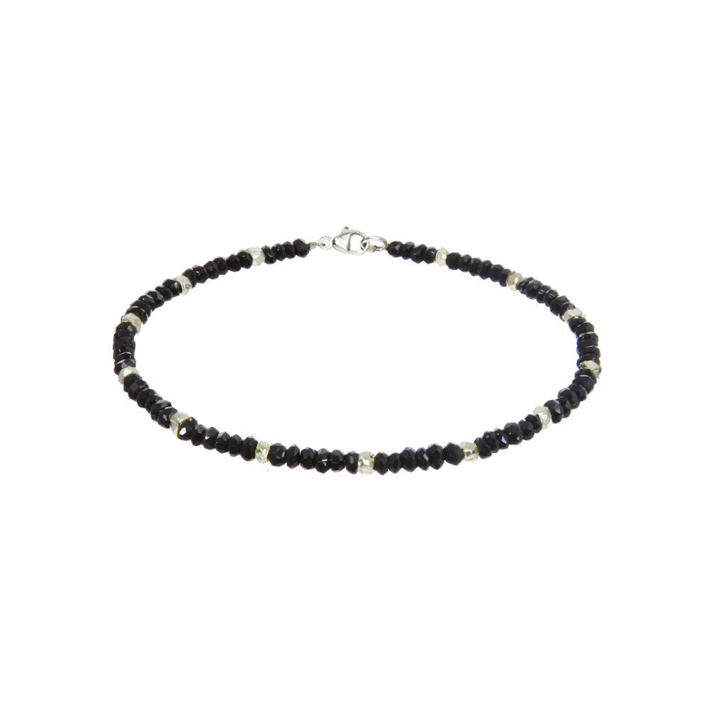 Gemstone Station Bracelet
