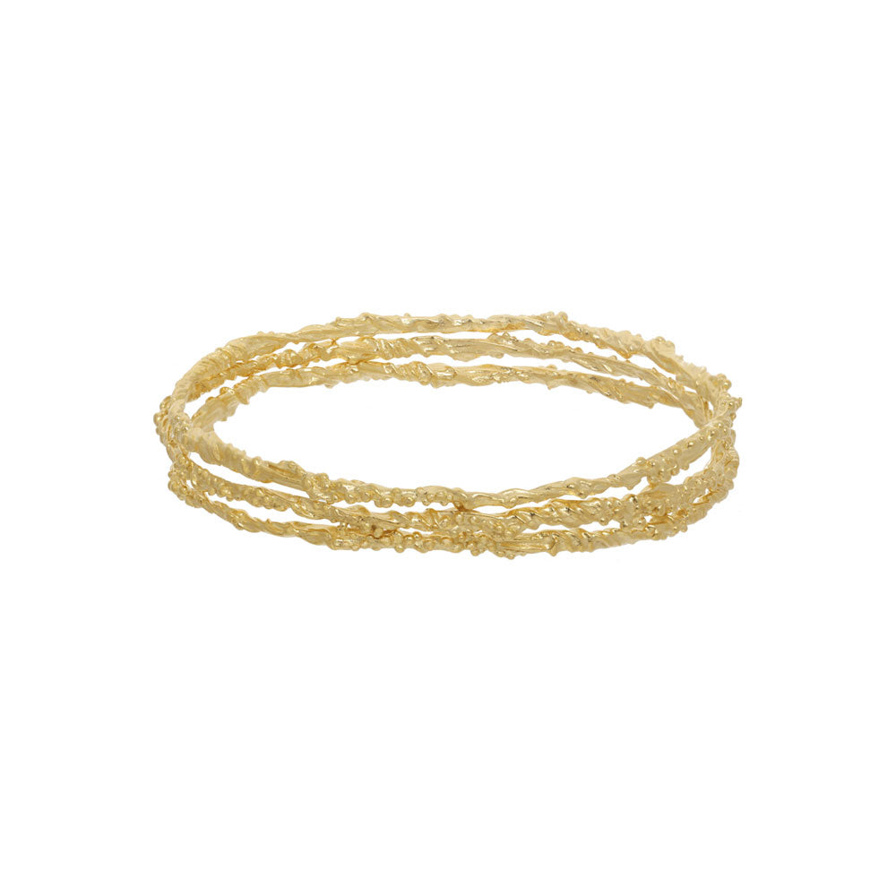 Bubble Vine Bangle