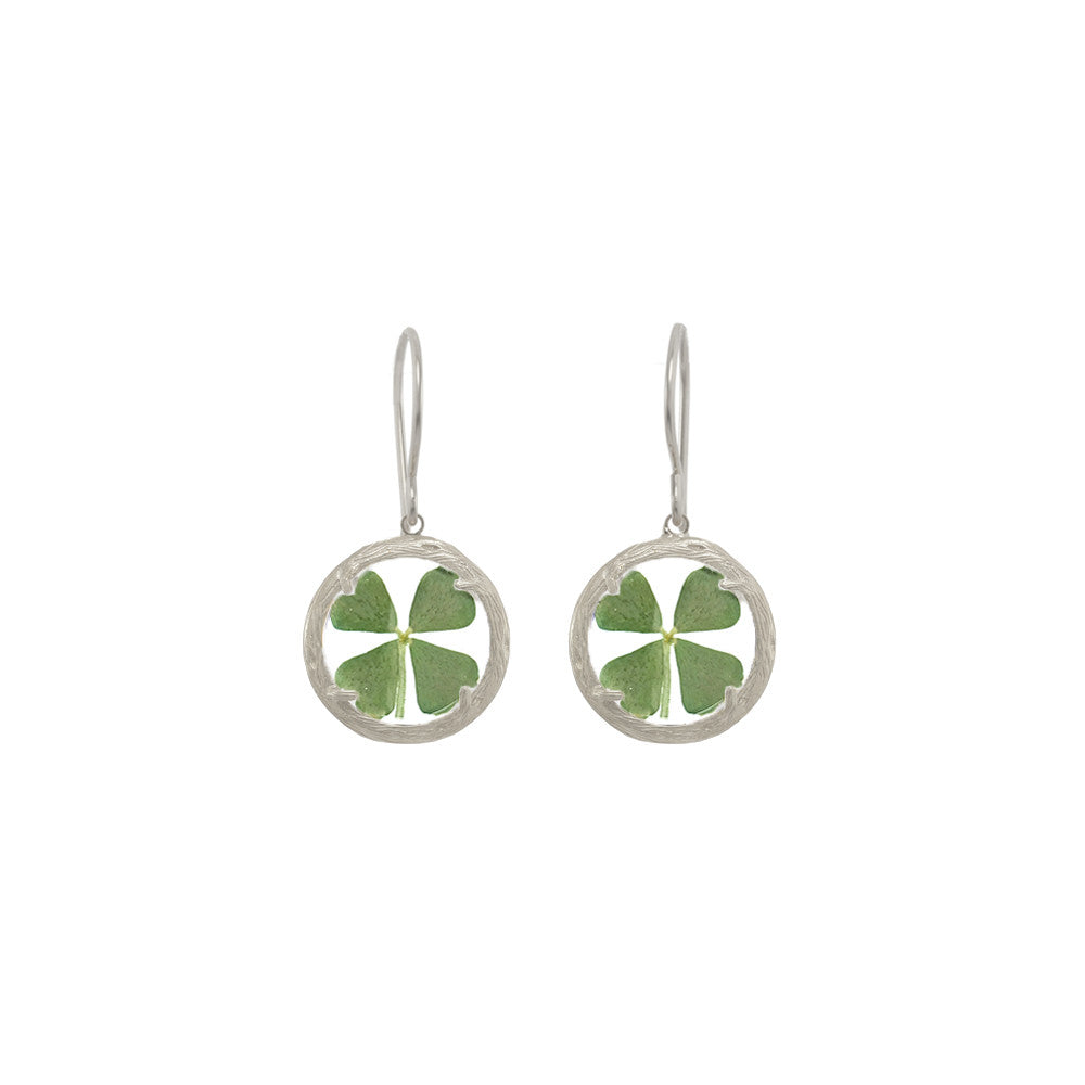 Mini Botanical Earrings