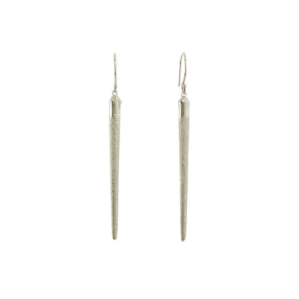 Medium Urchin Spine Earrings