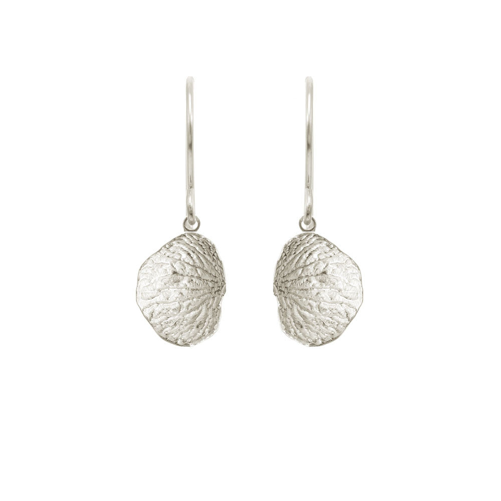 Large Vertical Petal Earrings