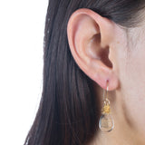 Pineapple Shaker Earrings