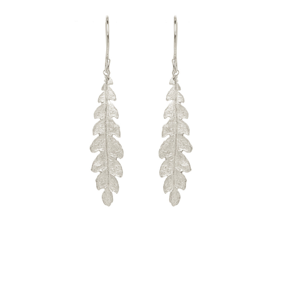 Forest Fern Earrings