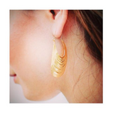 Serenity Shell Earrings