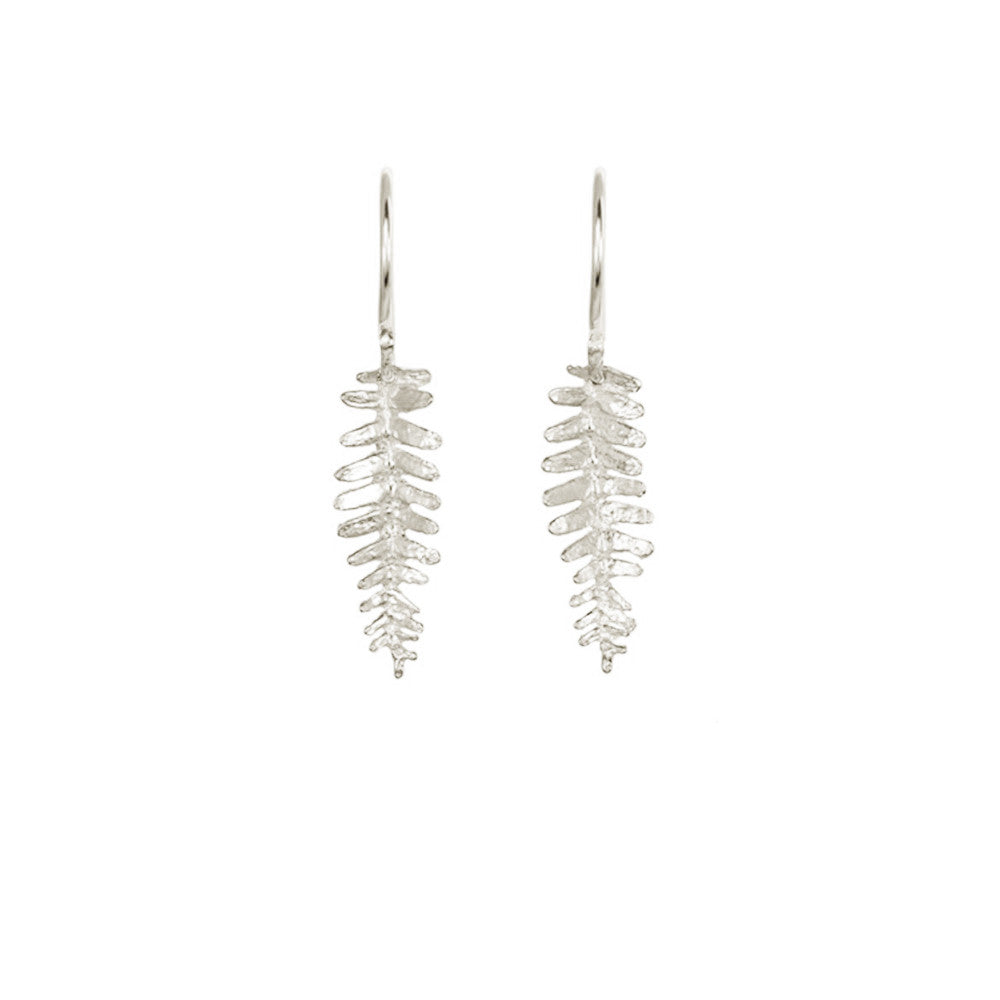 Kaimana Leaf Earrings