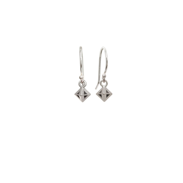 Mini Diamond Earrings
