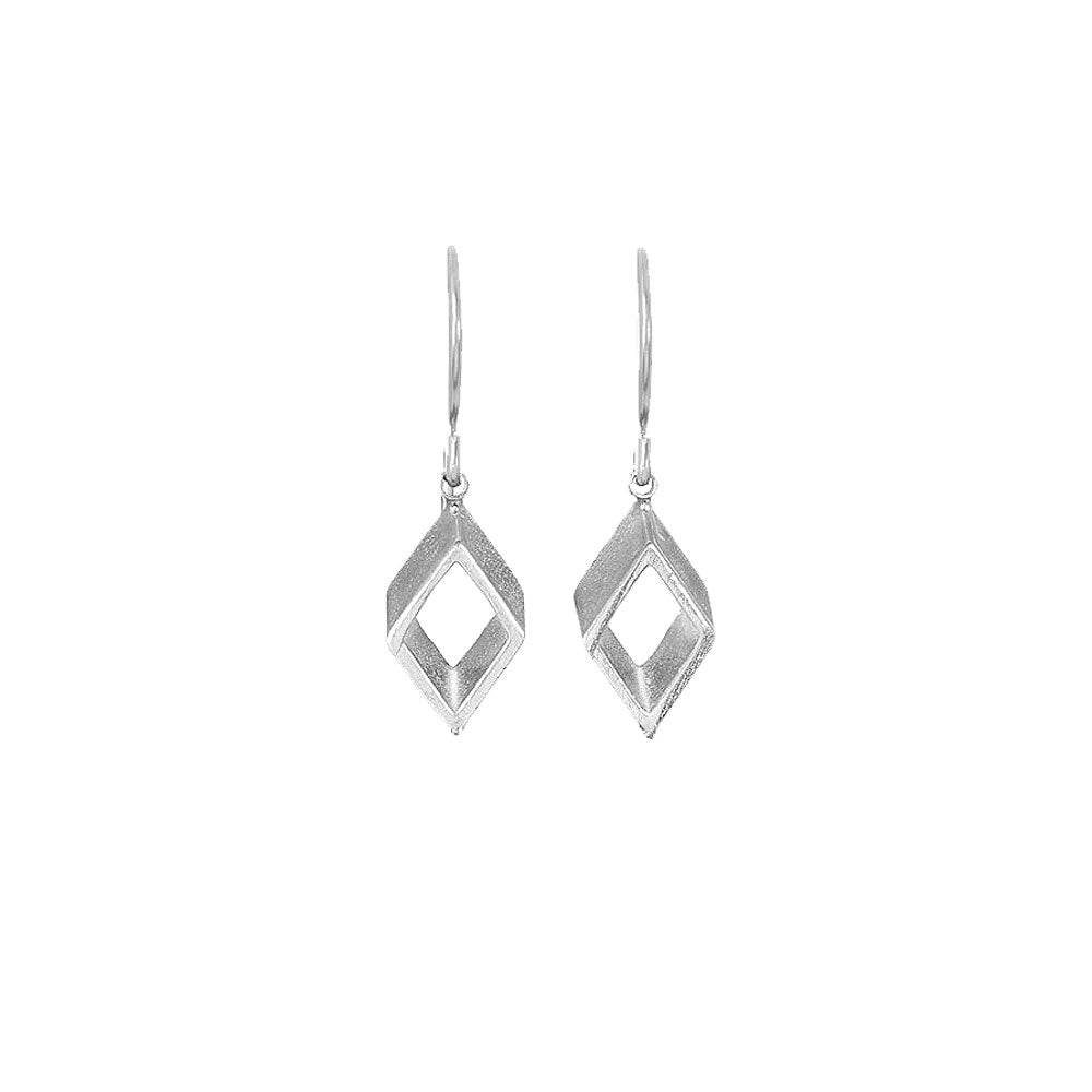 Small Rhombus Earrings