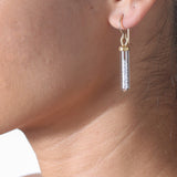 Mini Capsule Earrings