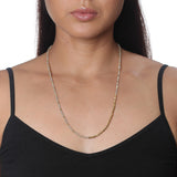 Long Reverse Gemstone Fade Necklace - Select Gold Styles