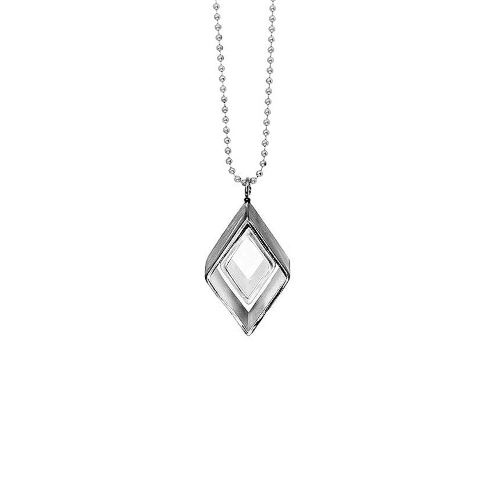 Nested Rhombus Necklace