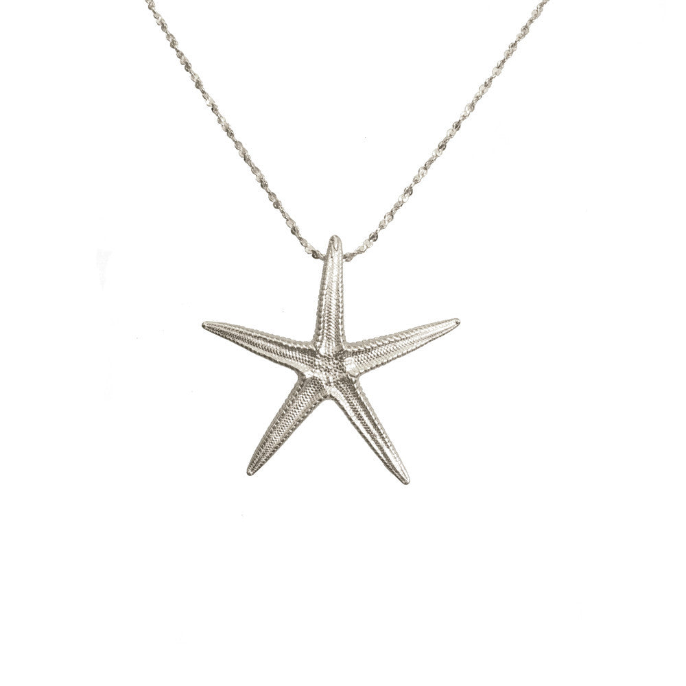 Large Starfish Necklace