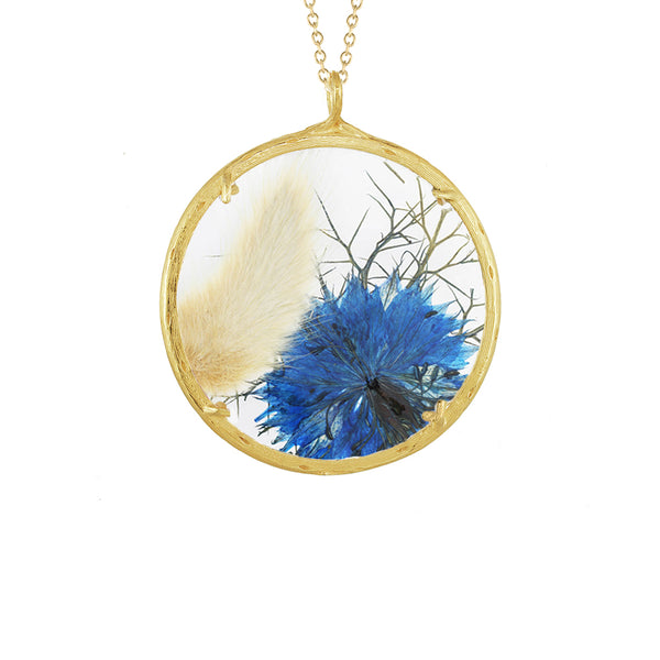 XLG Winter Botanical Necklace