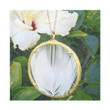 Extra Large Feather Necklace