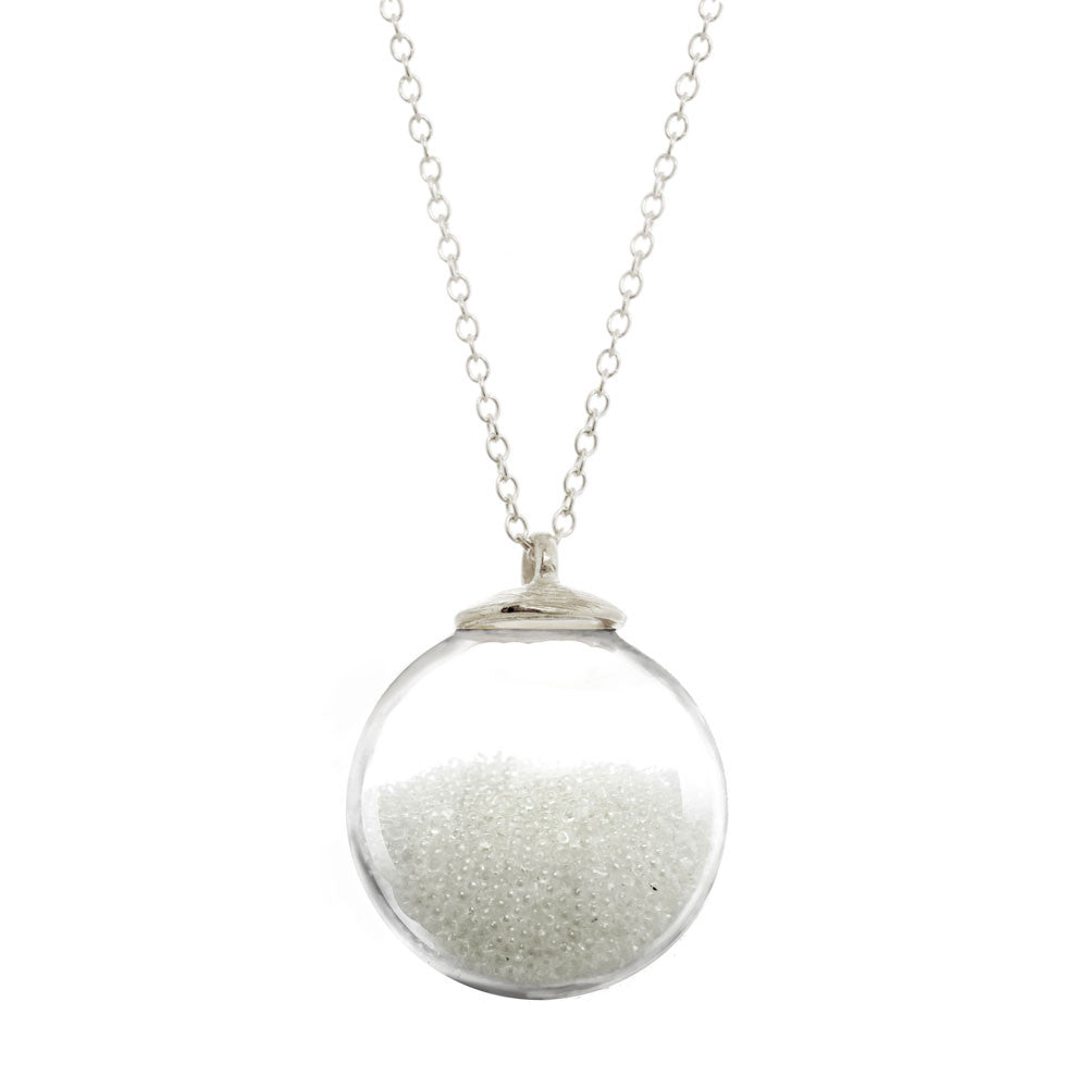 Large Globe Necklace