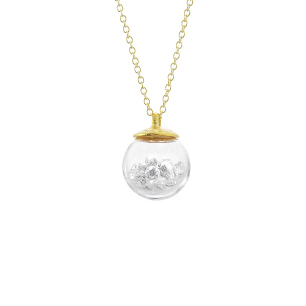 Small Globe Necklace - Select Styles Only