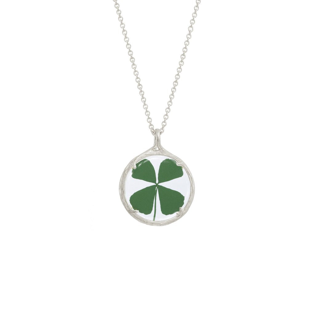 Small Clover Necklace