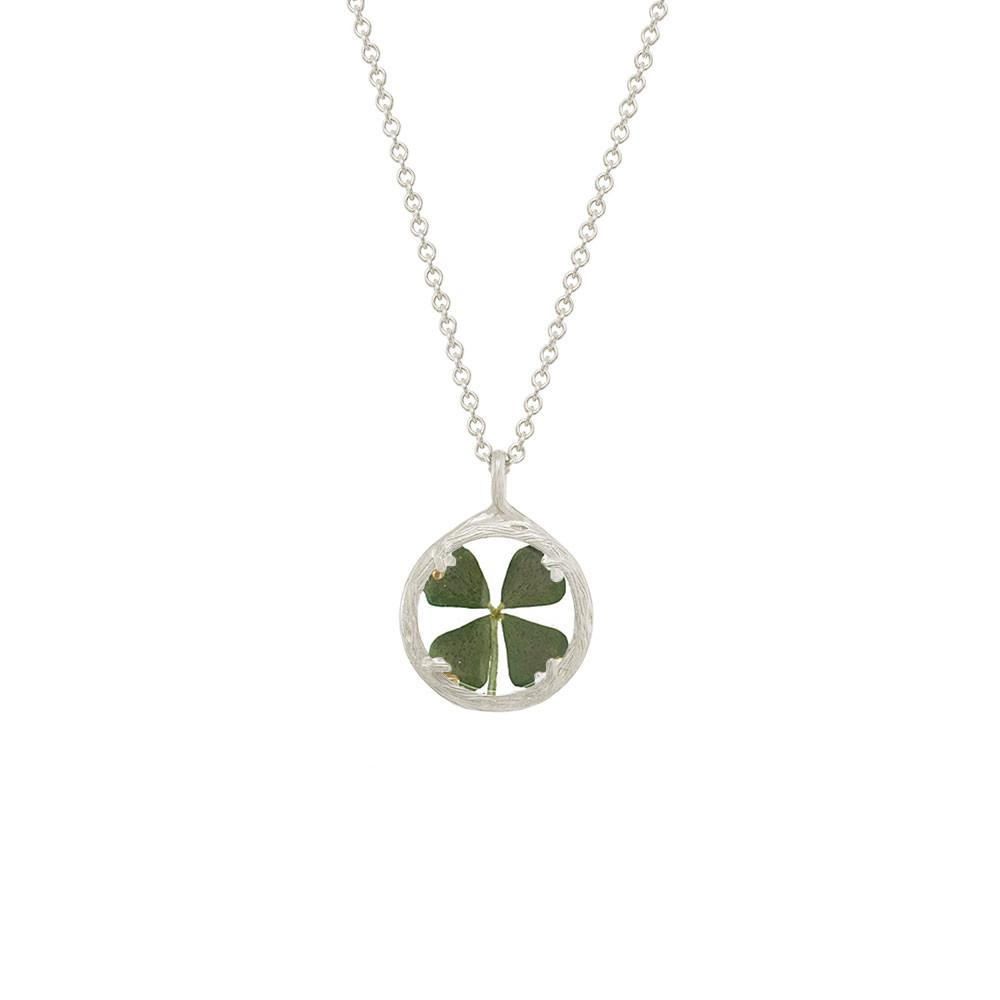 Mini Clover Necklace