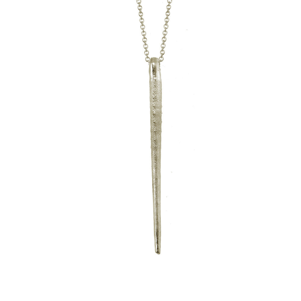 Long Urchin Spine Necklace