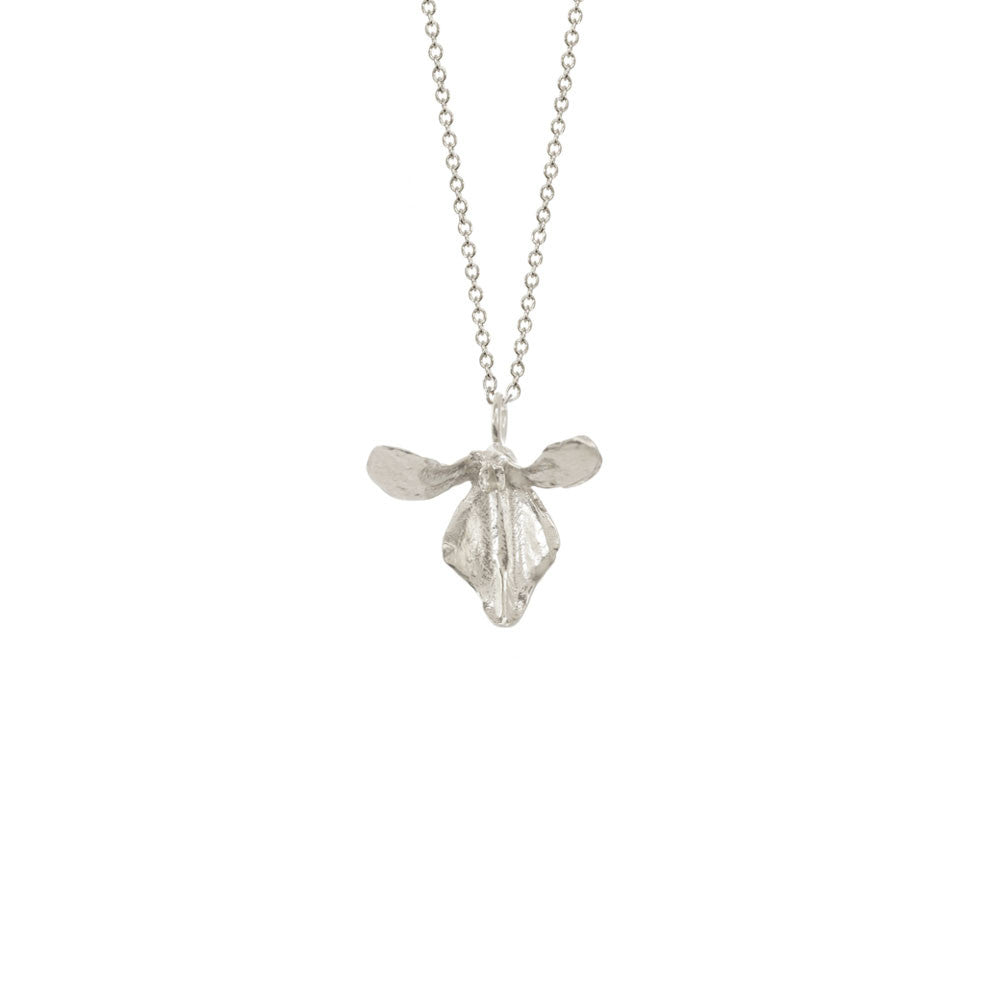Medium Orchid Necklace