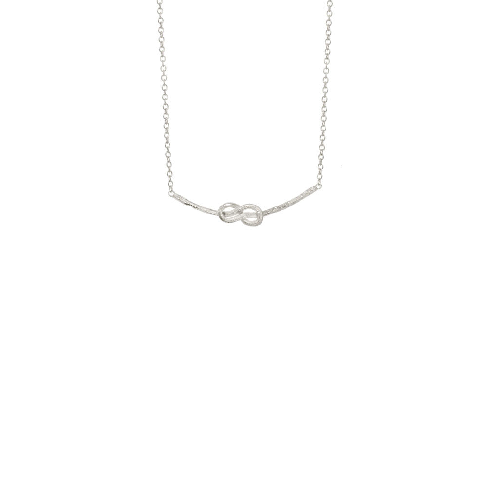 Infinity Vine Necklace