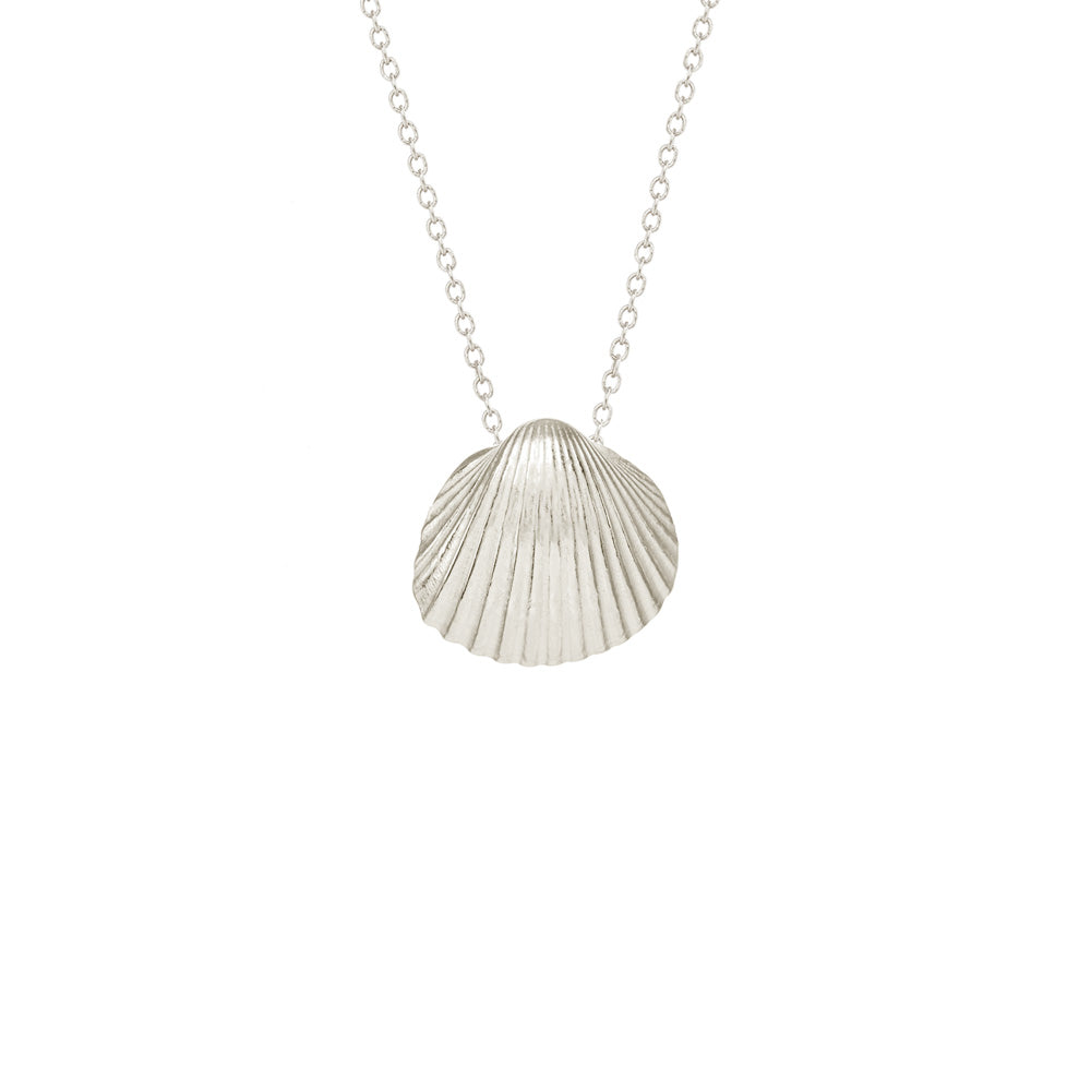 Small Sun Shell Necklace