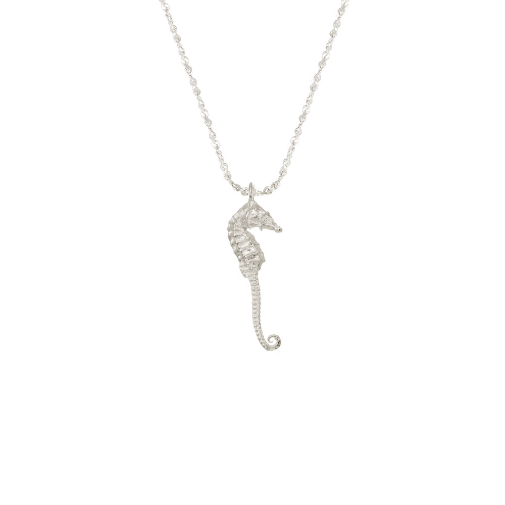 Small Seahorse Necklace