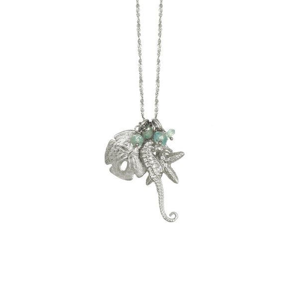 Sealife Charm Necklace