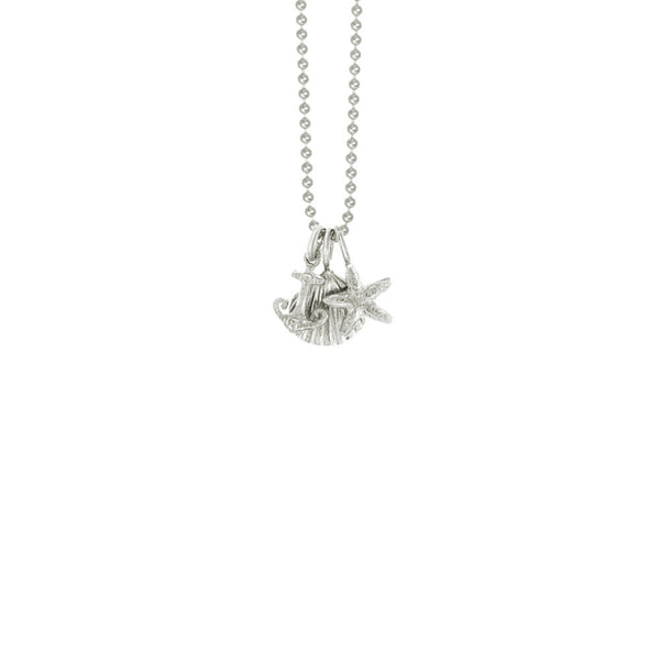 Mini Nautical Charm Necklace