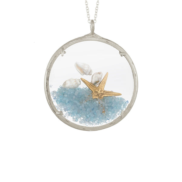 Ocean Shaker Necklace