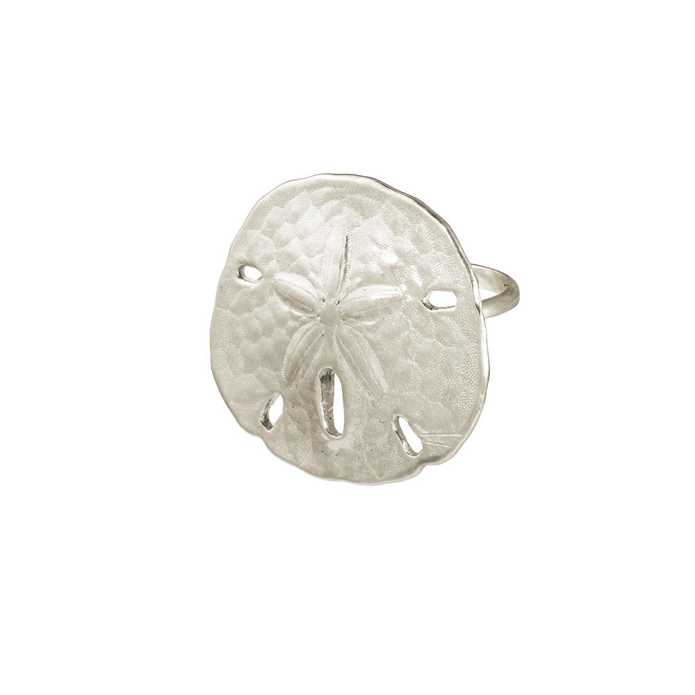Extra Large Sand Dollar Ring
