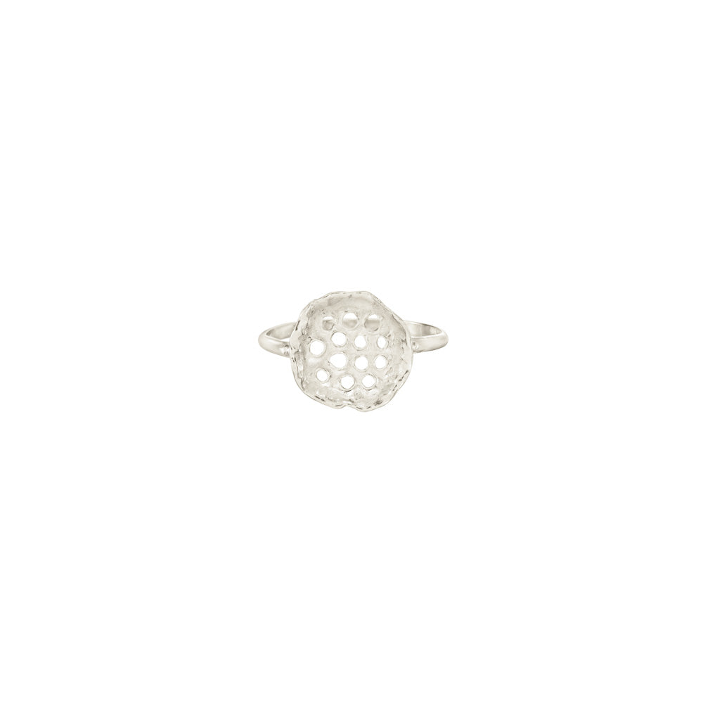 Mini Lotus Ring