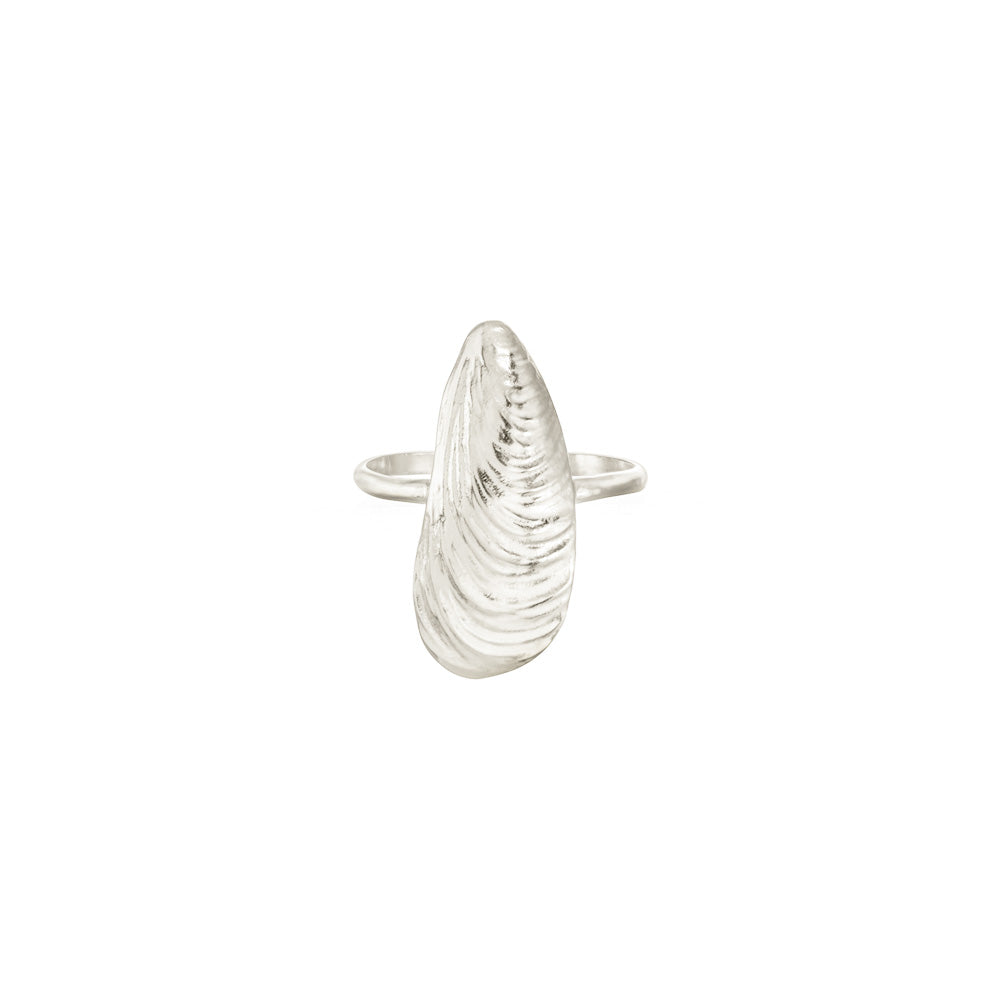Mussel Shell Ring