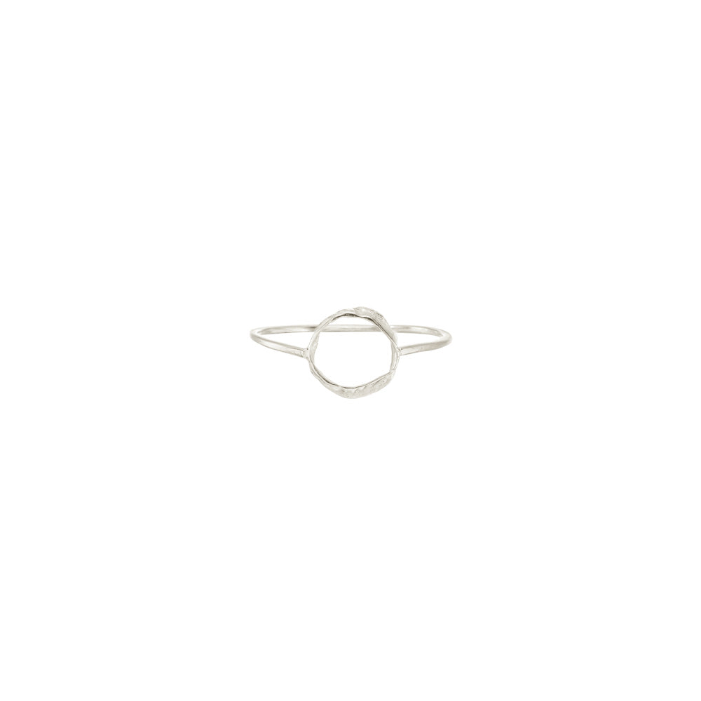 Mini Opihi Circle Ring