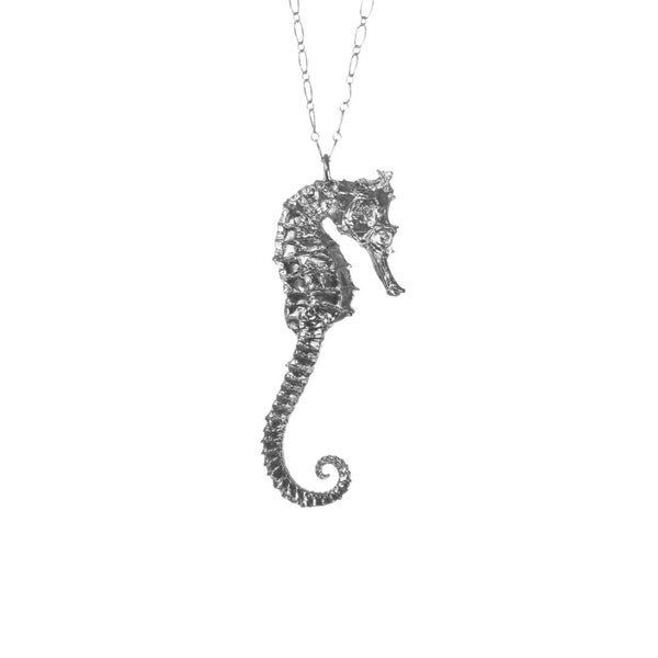 Large Seahorse Necklace