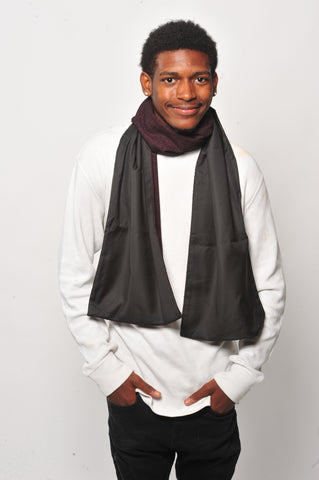 Men Wool Scarf