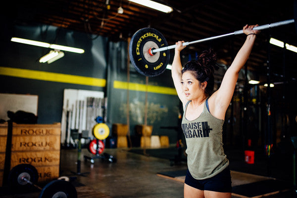 Crossfit Athlete Photos - Team Jumpbox Fitness In Action