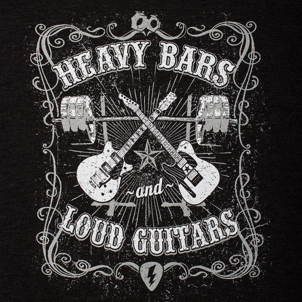 Heavy Bars & Loud Guitars