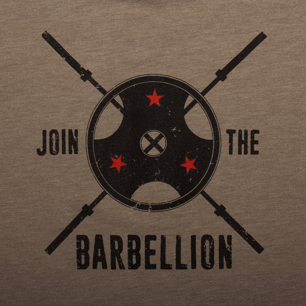 Join the Barbellion